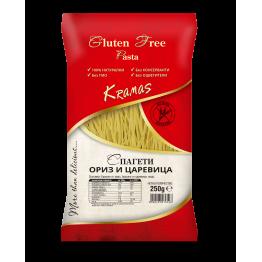 Спагети ориз и царевица Kramas - 250 гр