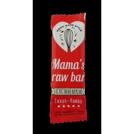 Суров бар тахан и какао Mama' s raw bar - 30 г