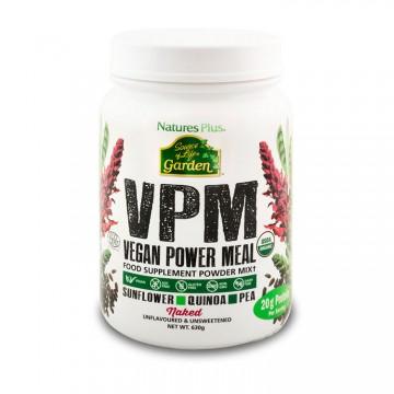 Веган протеинов шейк Natures plus - 630 г
