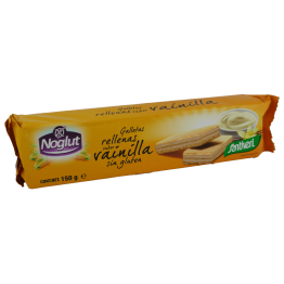 Вафли ванилия Noglut -  150 гр