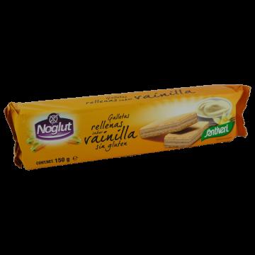 Noglut - вафли ванилия 150 г. (без глутен)