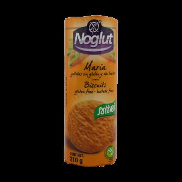 """Noglut - портокалови бисквити """"Диджестив"""" 195 г. (без глутен)"""