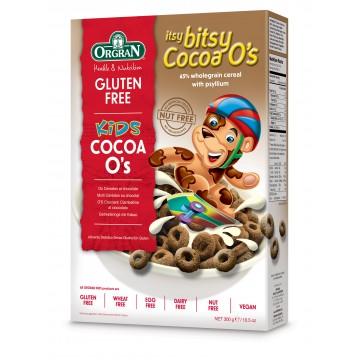 БЕЗГЛУТЕНОВА ици бици шоколадова закуска - Orgran