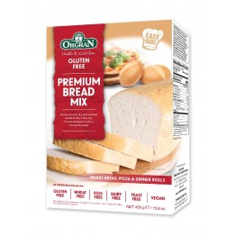 Готова смес за хляб Премиум Orgran - 450 гр