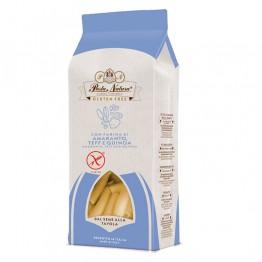 Италианска паста без глутен Амарант, Теф и Киноа макарони Pasta Natura - 250 г