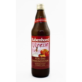 БИО натурален сок за имунната система (без добавена захар)