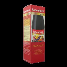 Натурален сок обогатен на желязо и витамини Rabenhorst - 450 мл