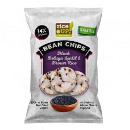 Протеинов чипс от кафяв пълнозърнест ориз Rice Up - 60 г