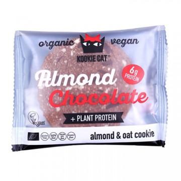 Курабийка Протеин и черен шоколад Kookie Cat - 50 г