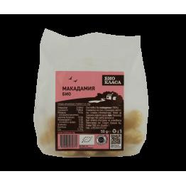 Макадамия ядки, био