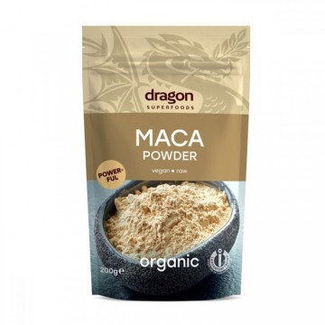Мака на прах Dragon Superfoods - 200 гр