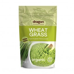 Пшенични стръкове на прах Dragon Superfoods - 150 г