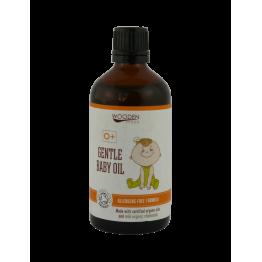 Подхранващо бебешко олио Wooden spoon - 100 мл