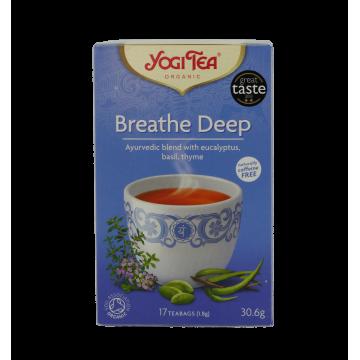 Йоги чай за дишането