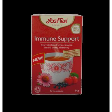 Чай за подкрепа на имунитета Yogi Tea - 30гр