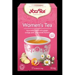 Аюрведа чай за жени Yogi Tea - 17 сашета