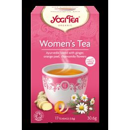 Аюрведа чай женски баланс Yogi Tea - 17 сашета