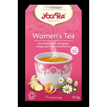 Йоги чай за жени