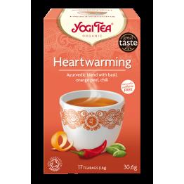 Аюрведа чай жизнерадост Yogi Tea - 17 сашета