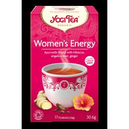 Аюрведа чай женска енергия Yogi Tea - 17 сашета