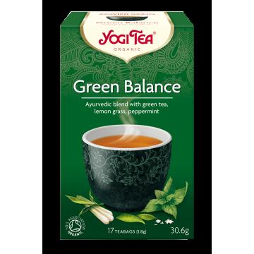 Йоги чай зелен баланс / хармония