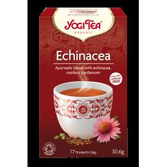 Аюрведа чай Ехинацея - Yogi Tea - 17 сашета