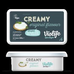 Веган крема сирене натурално Violife - 200 гр