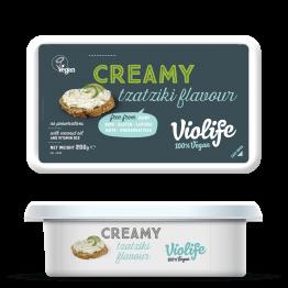 Веган крема за мазане Дзадзики Violife - 200 гр