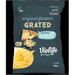 Веган настърган кашкавал с натурален вкус Violife - 200 г