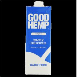Конопено мляко - GOOD HEMP