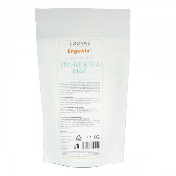 Хранителна мая флейк Engevita - Zoya.BG - 100гр