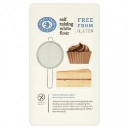 Безглутеново брашно с набухватели за бял хляб Doves Farm - 1 кг