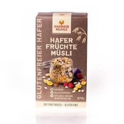 Безглутеново крънчи мюсли с овесени ядки и сушени плодове Hammer Mühle - 325 гр