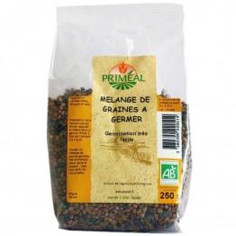 Био семена за покълване микс Priméal - 250 гр