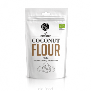 Кокосово брашно БИО Diet Food- 450гр