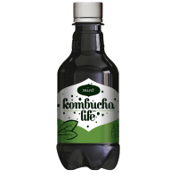 Комбуча Лайф Мента / Kombucha Life Mint - 330 ml
