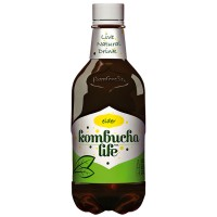 Комбуча Лайф Бъз / Kombucha Life Elder - 500 ml