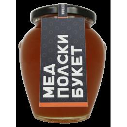 Мед Полски букет - 400 гр