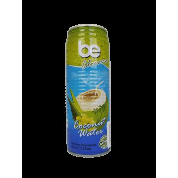 Натурална кокосова вода сгрозде и алое Be  - 520мл