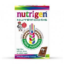 Шоколадов крем-пудинг за диабетици и склoнни към затлъстяване деца Nutrigen - 110 г
