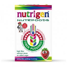 Ягодов крем-пудинг за диабетици и склонни към затлъстяване деца Nutrigen - 90 г