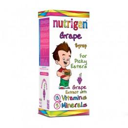 Сироп регулиращ апетита и метаболизма при деца Nutrigen - 200 мл