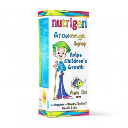 Сироп подпомагащ растежа при деца Nutrigen - 200 мл