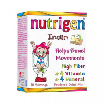 Инулин за бебета и деца саше Nutrigen x 10 бр