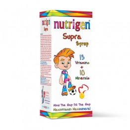 Мултивитаминен сироп за деца Nutrigen - 200 мл
