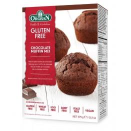 БЕЗГЛУТЕНОВА готова смес за шоколадови мъфини - Orgran
