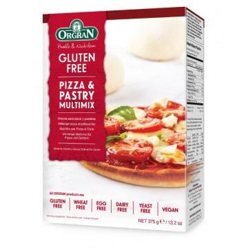 БЕЗГЛУТЕНОВА готова смес за пица и сладкиши - Orgran