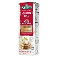 Безглутенови вафлени крекери с чиа Orgran - 100 гр