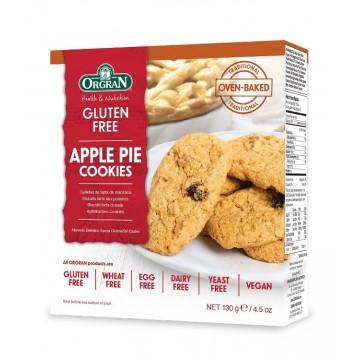 Ябълкови бисквити безглутен  Orgran - 130 гр