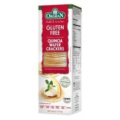 Безглутенови вафлени крекери с киноа Orgran - 100 гр